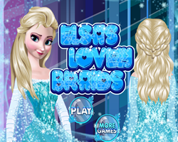 Elsa Lovely Braids