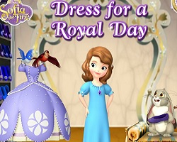 Dress for a Royal Day